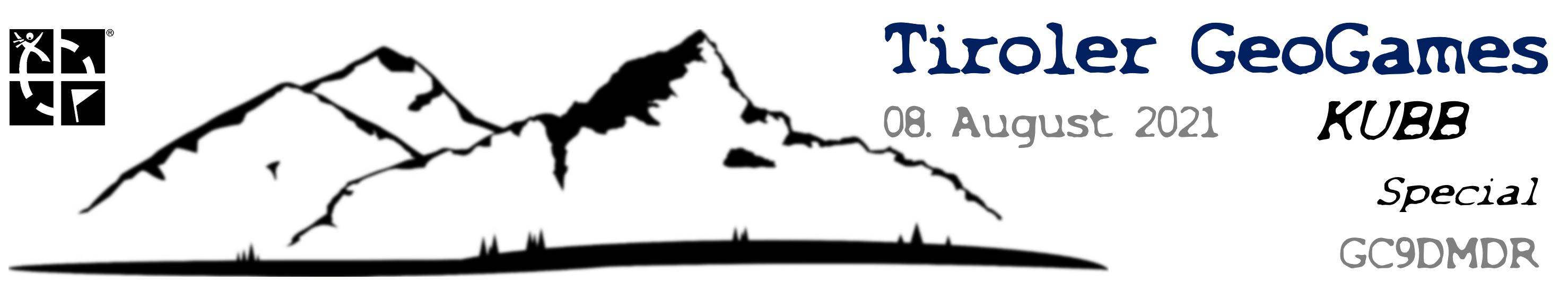 Tiroler GeoGames 2021